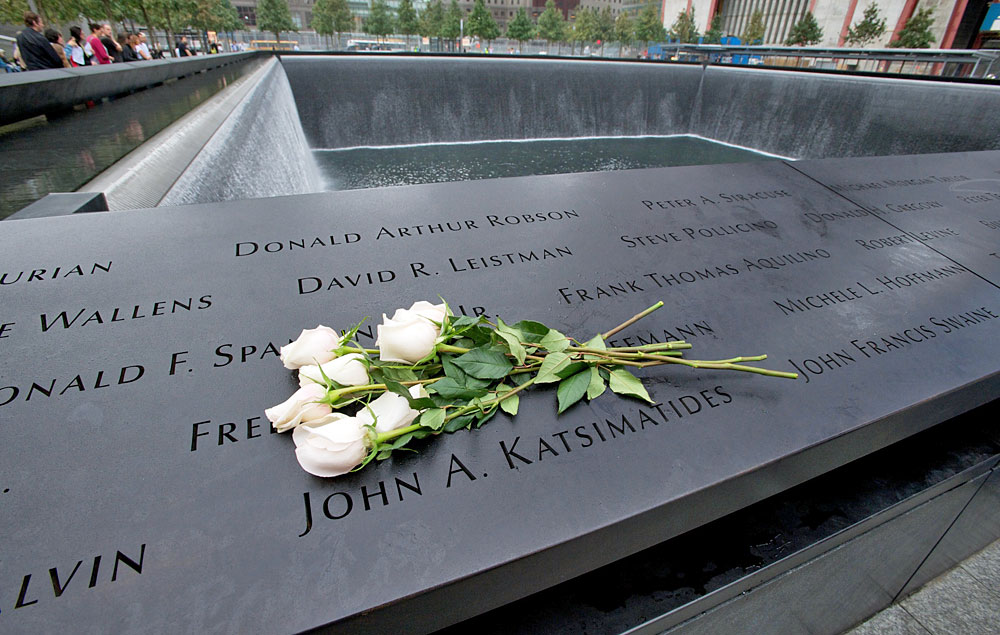 9 11 Memorial (Foto: Flickr/briankusler)
