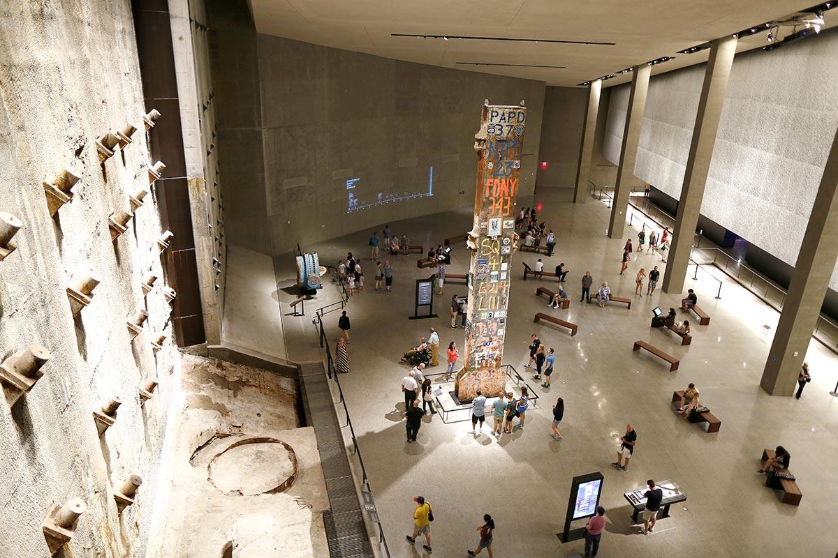 9/11 Memorial Museum (Foto: Jin Lee)