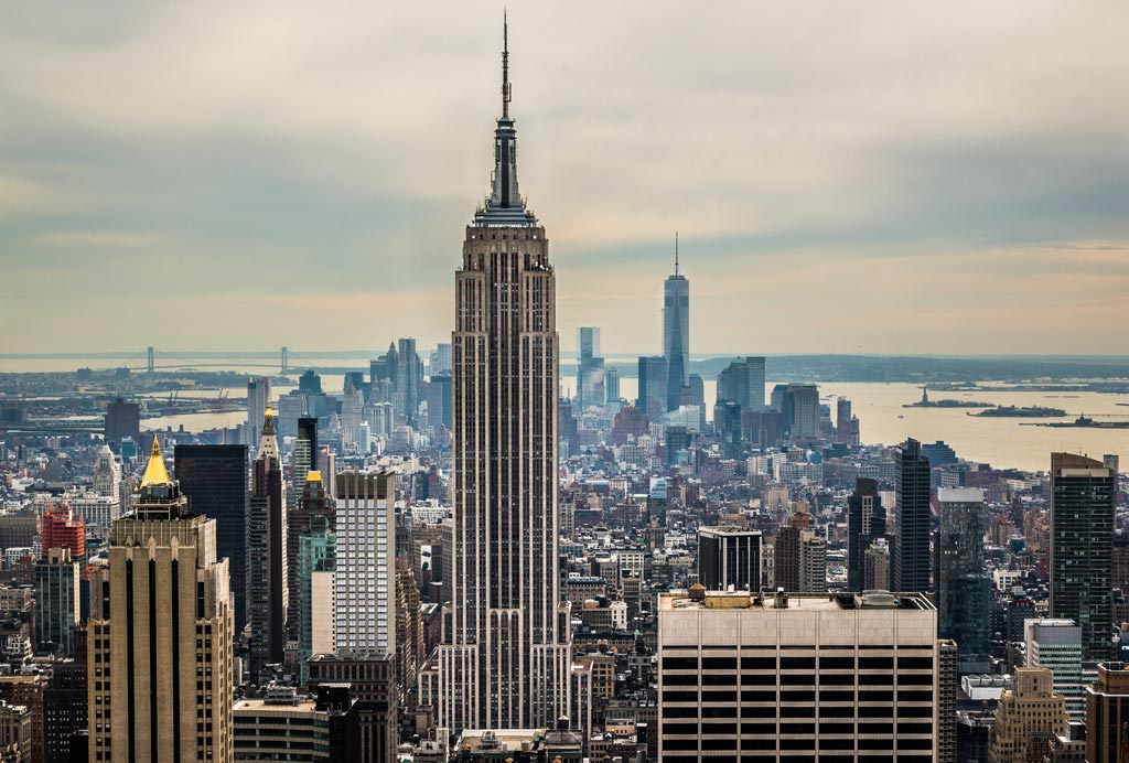 Empire State Building (Foto: Flickr/jpstjohn)