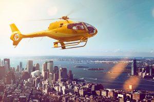 Helikopter New York
