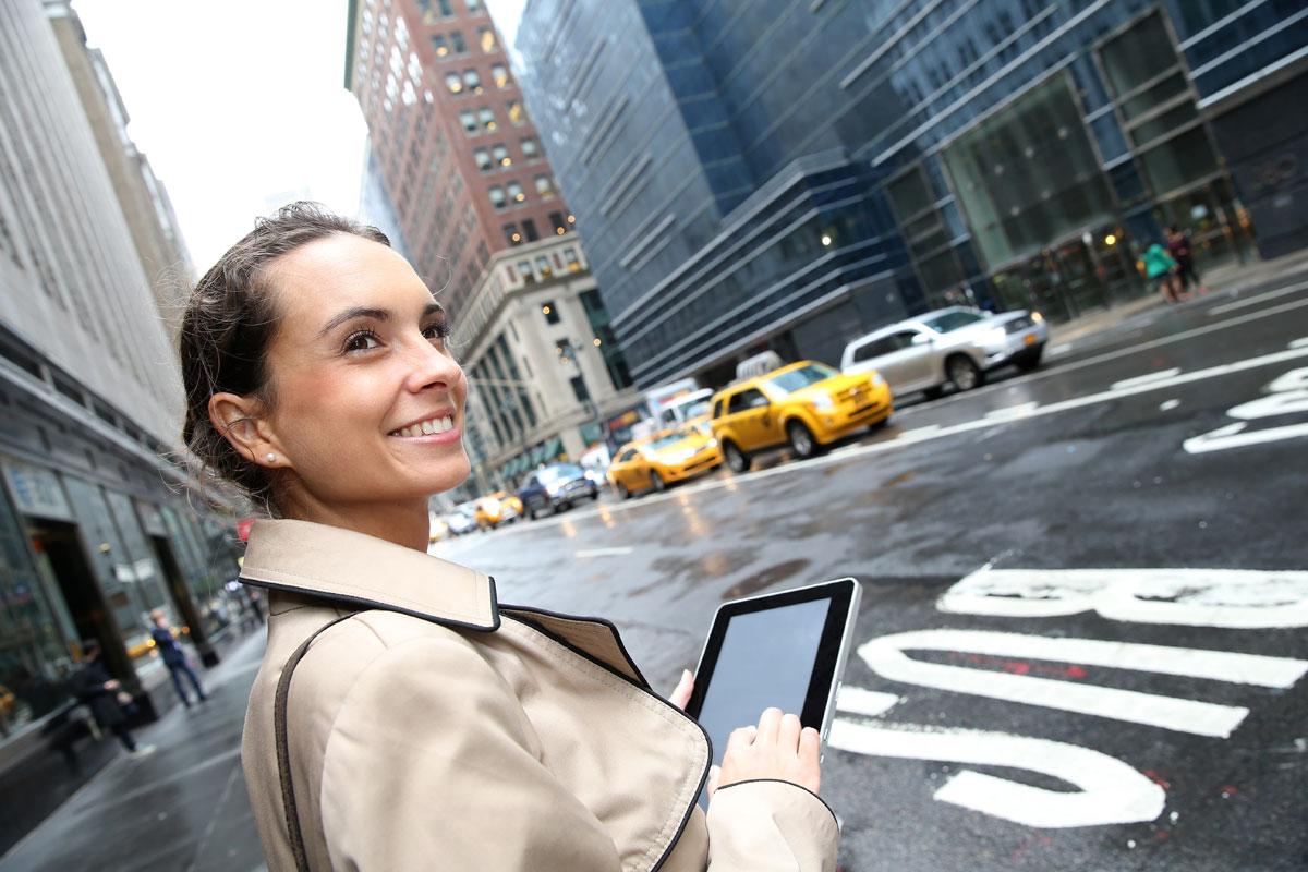 New York länkar