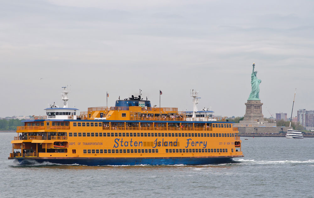 Staten Island Ferry (Foto: Flickr/skinnylawyer)