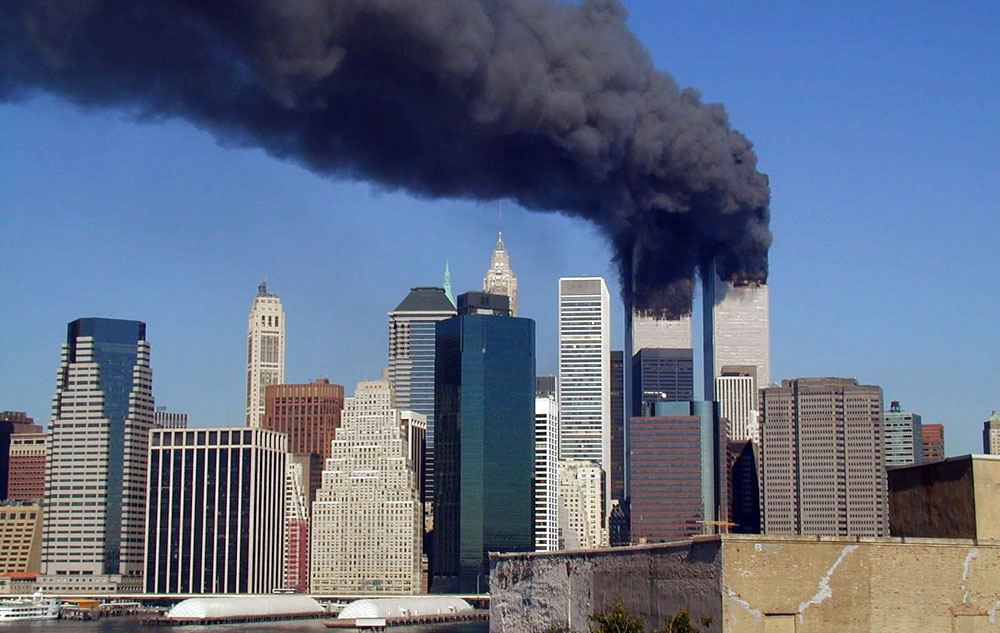 9/11 World Trade Center (Foto: Flickr/Michael Foran)