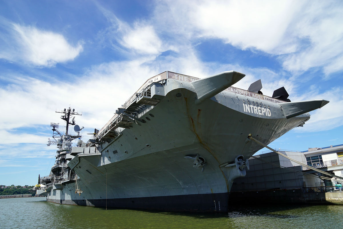 USS Intrepid Museum (Foto: Flickr/Philipp Meier)