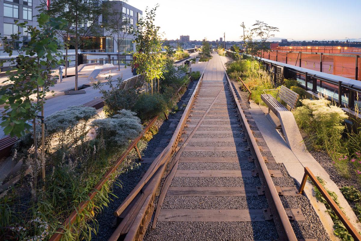 High Line Park (Foto: Iwan Baan)