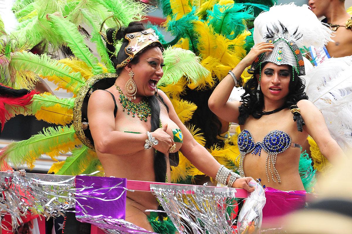 NYC Pride - festival i New York (Foto: Flickr/asterix611)