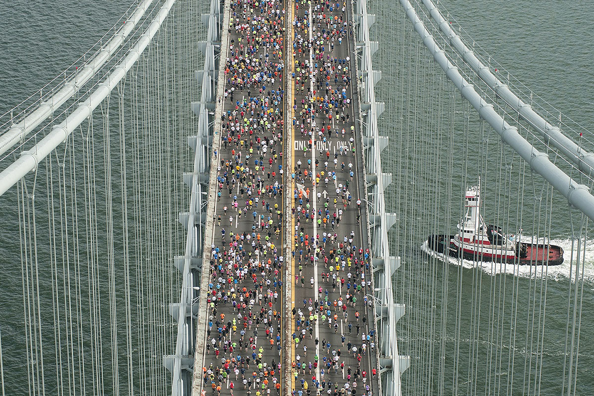 New York Marathon (Foto: Flickr/mtaphotos)