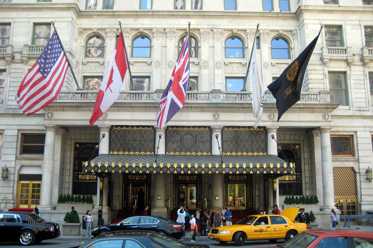dyraste hotellet i new york