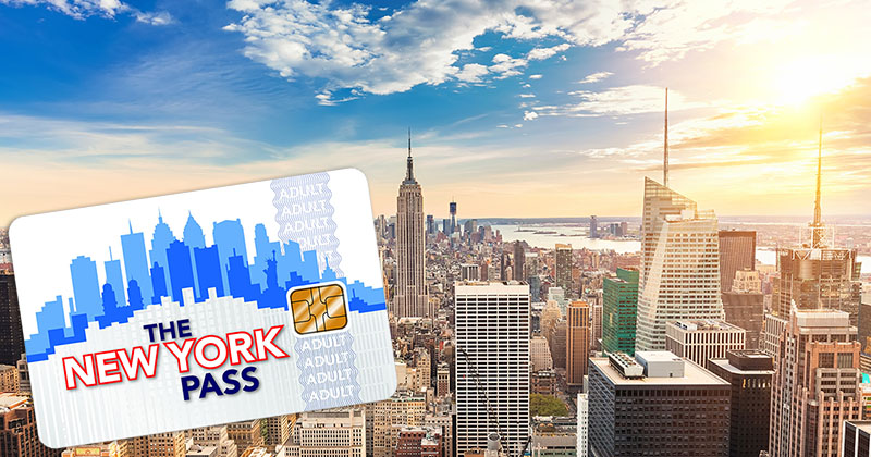 Rabattkort New York Pass