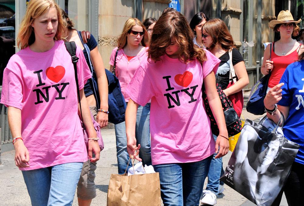 Turister gör misstag i New York (Foto: Flickr/Ed Yourdon)