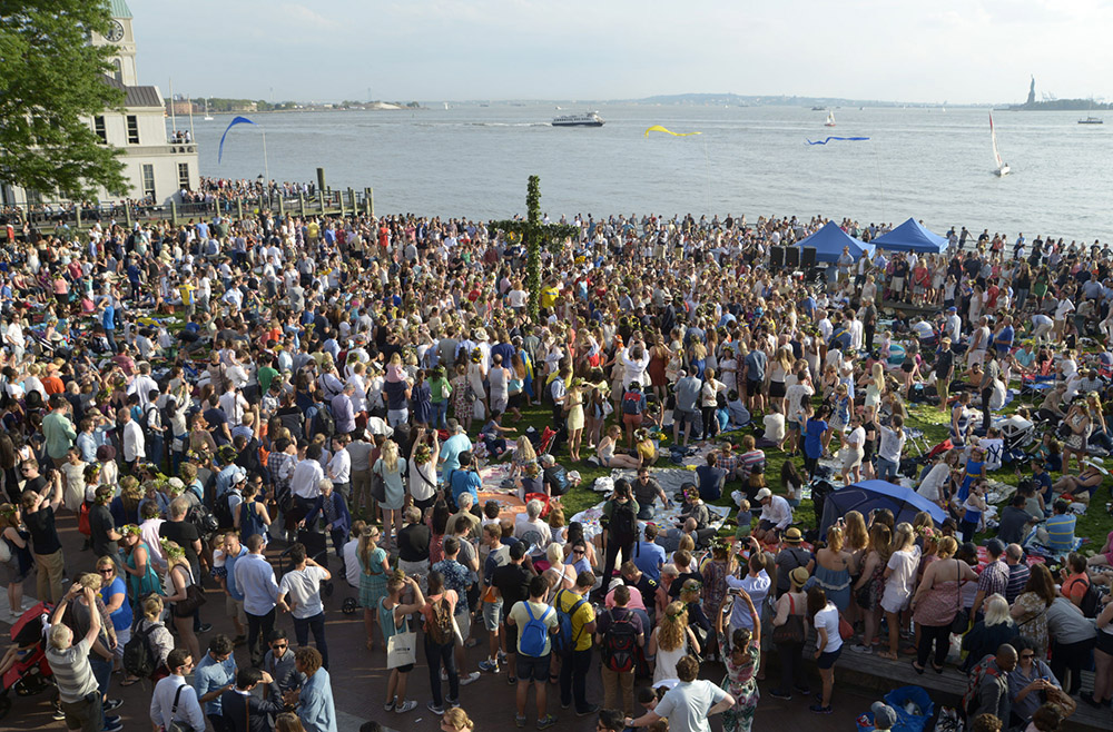 Midsommar New York (Foto: Flickr/swedennewyork)