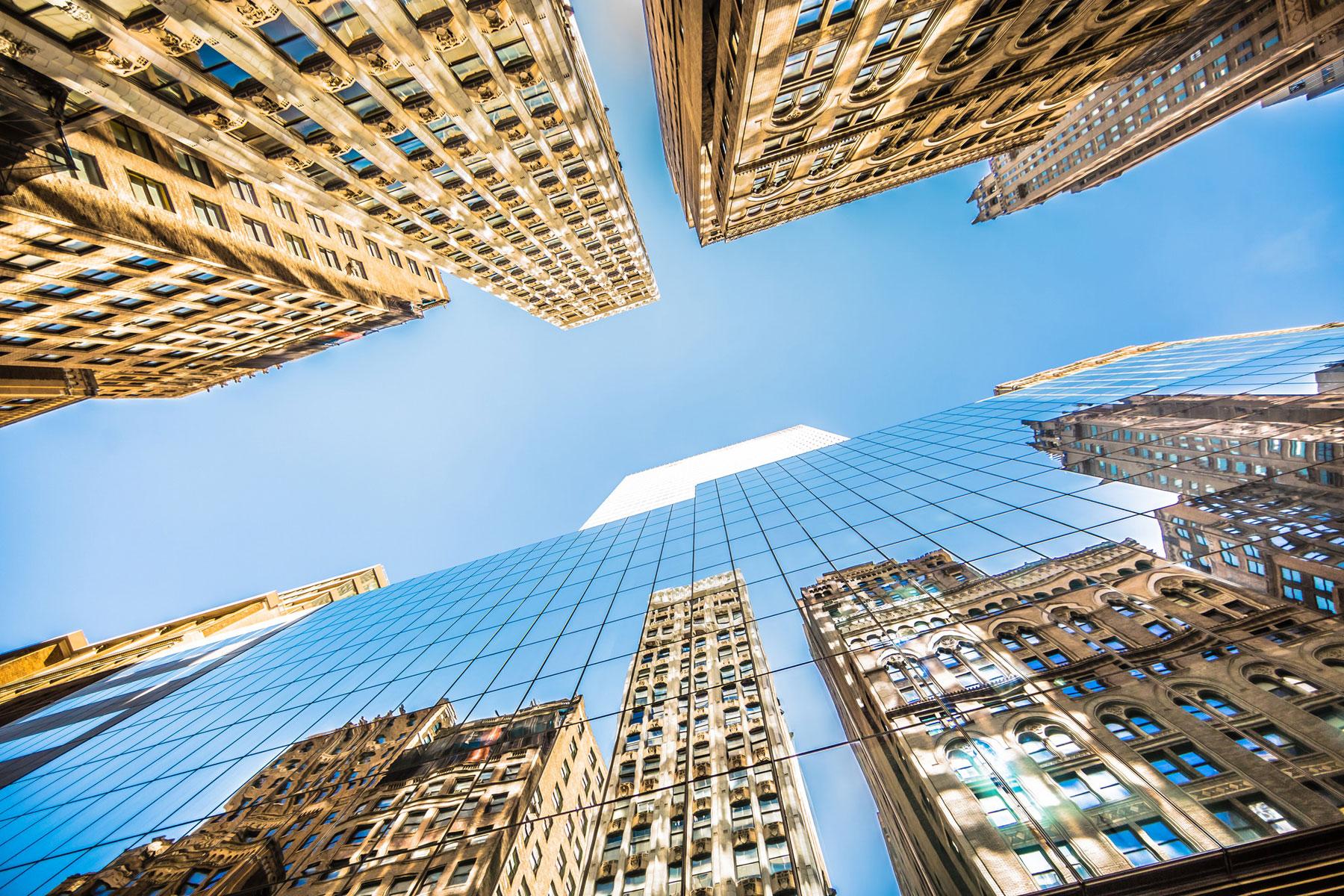 Reflektioner New York (Foto: Flickr/thomashawk)