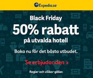 Expedia Black Friday 2017