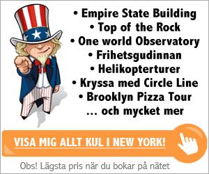 vad ska man köpa i new york