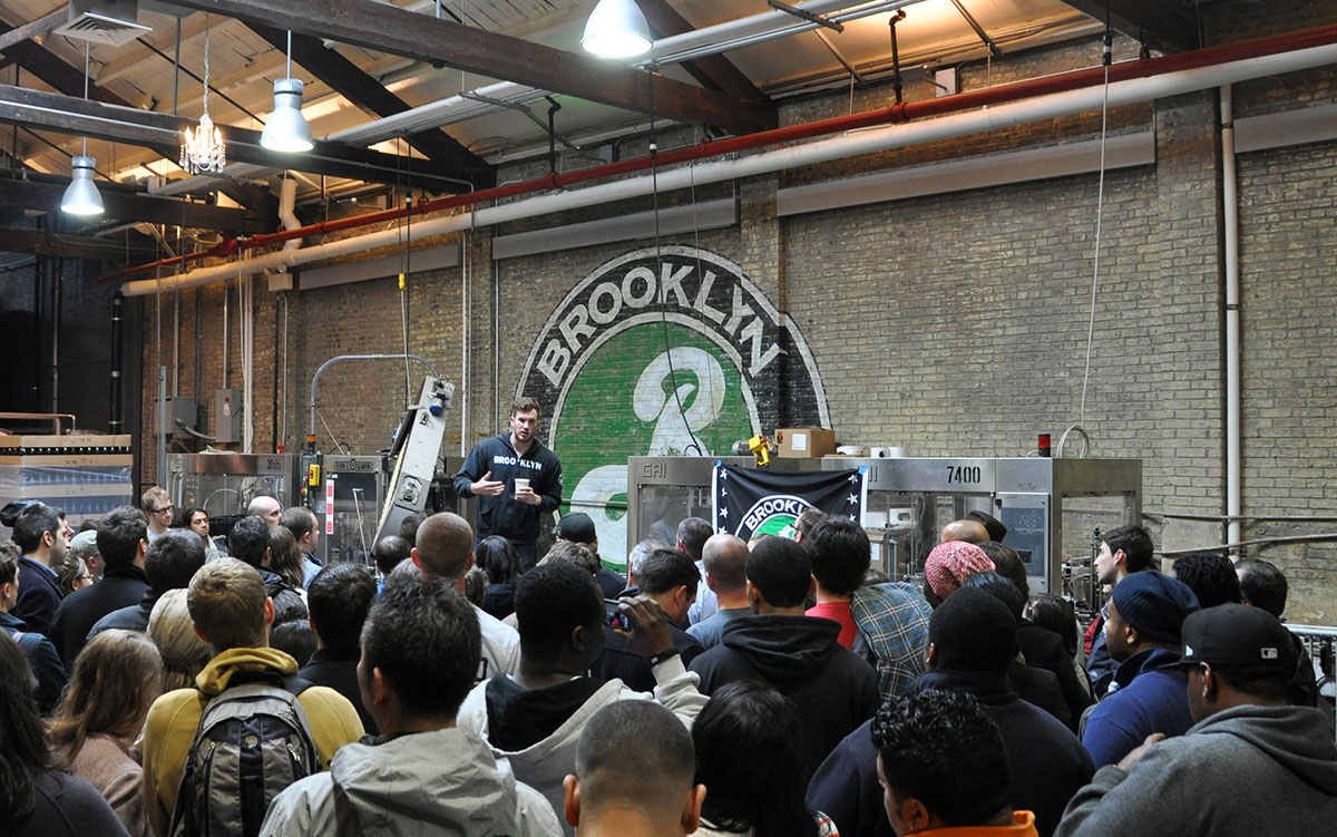 Brooklyn Brewery (Foto: Flickr/bz3rk)