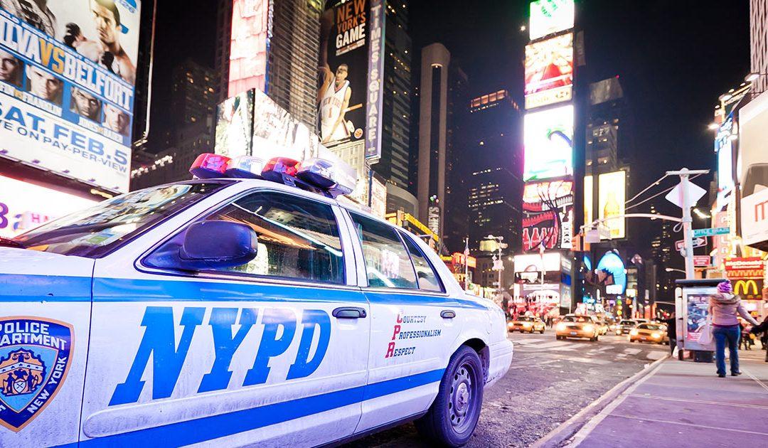New York allt säkrare – brottsligheten fortsätter att minska