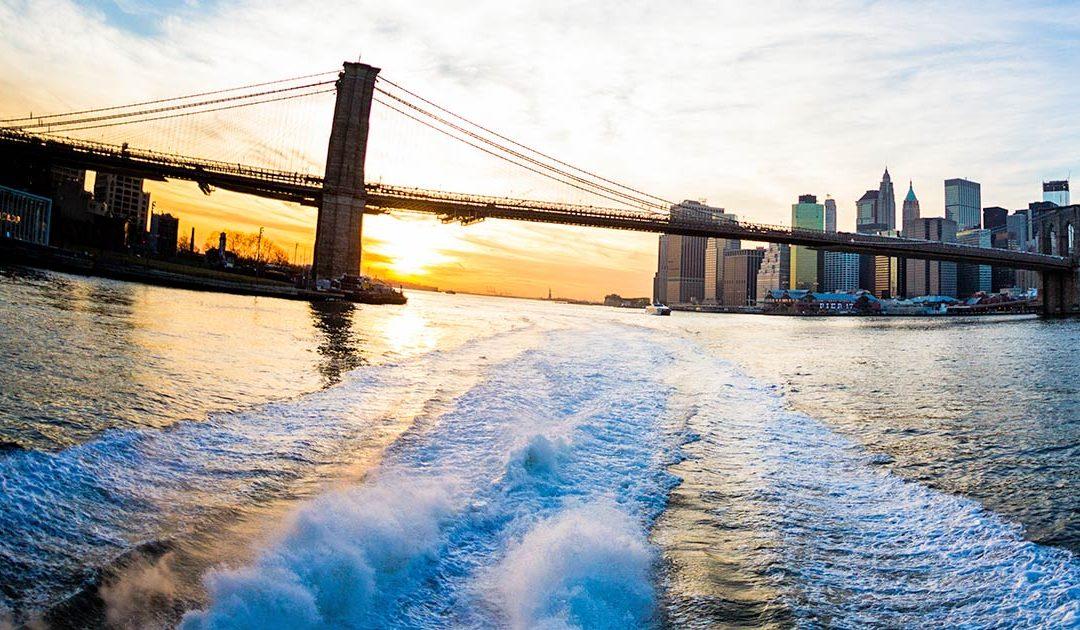 NYC Ferry – New York storsatsar på kollektivtrafik till sjöss