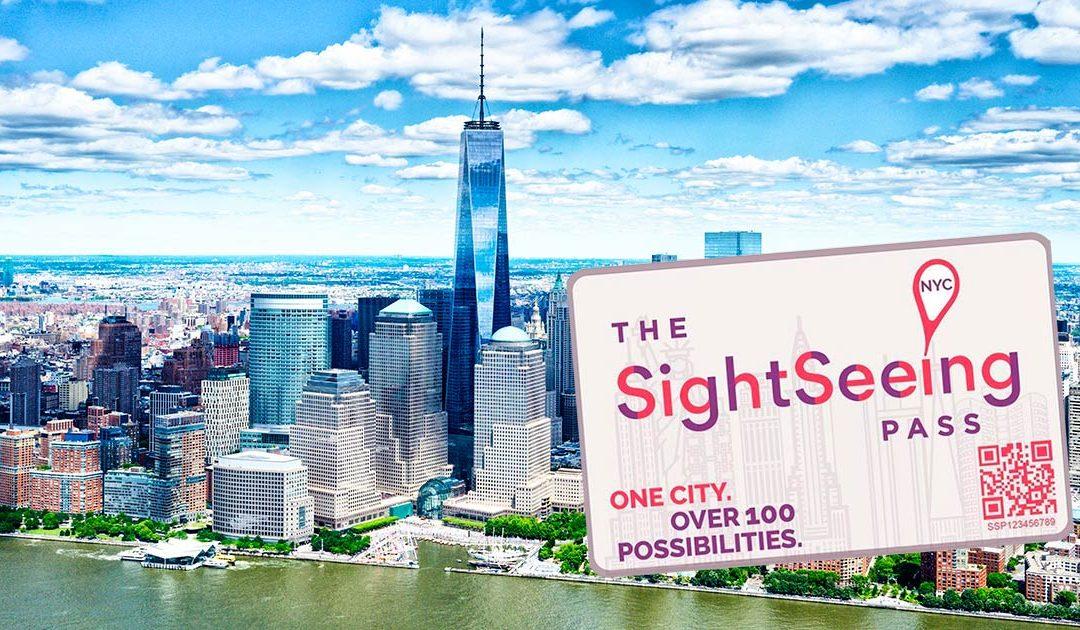 Sightseeing Pass – nytt rabattkort där One World Observatory ingår
