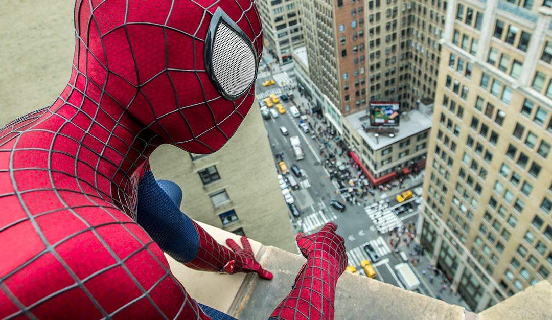 Superhjältarnas New York – ny guidad filmtur