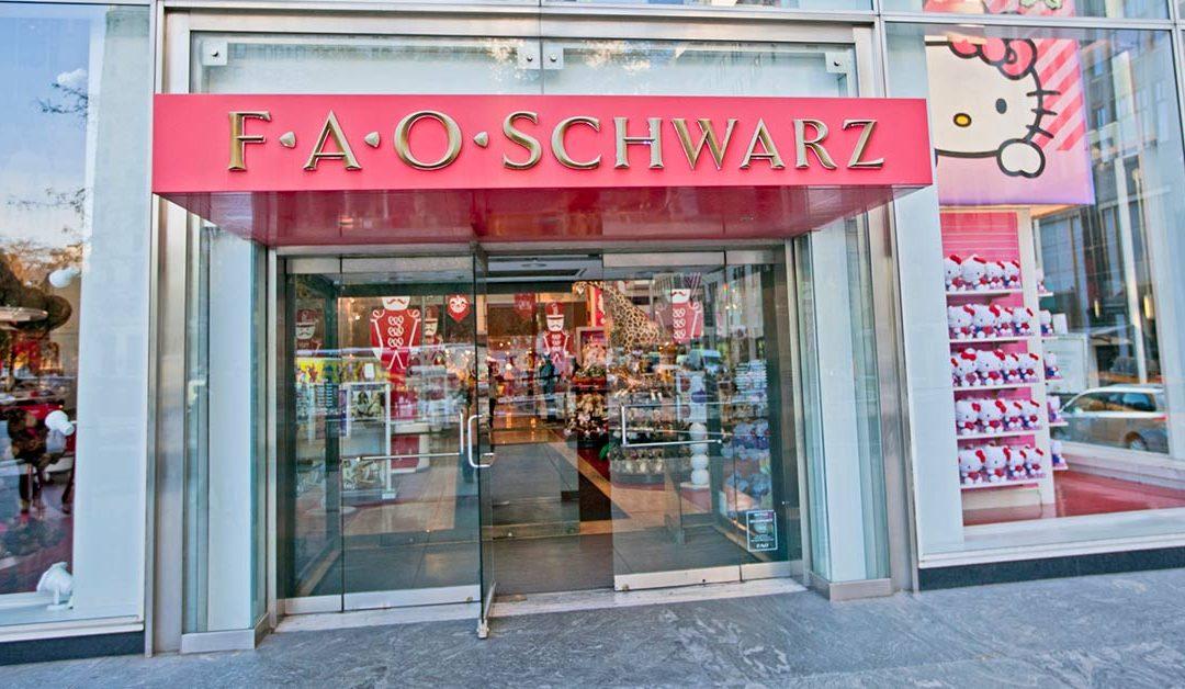 FAO Schwarz är tillbaka – ikoniska leksaksbutiken öppnar igen