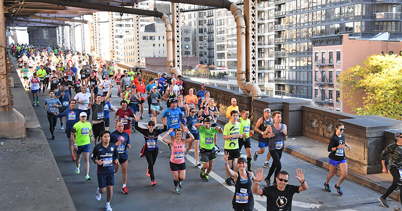 New York Marathon - så fixar du startplats