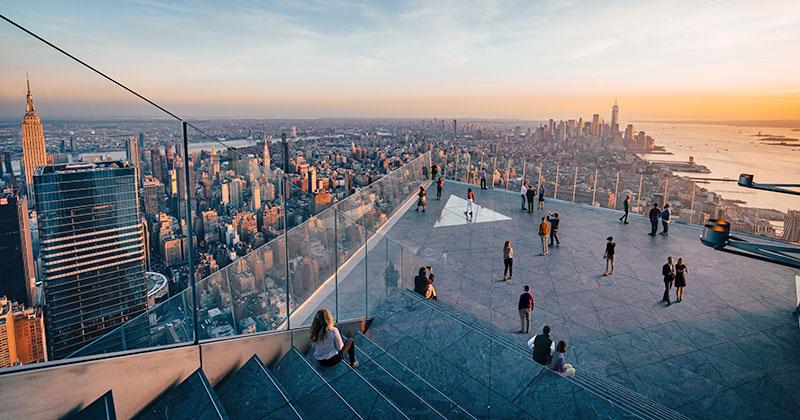 Edge - ny utsiktsplats på Manhattan