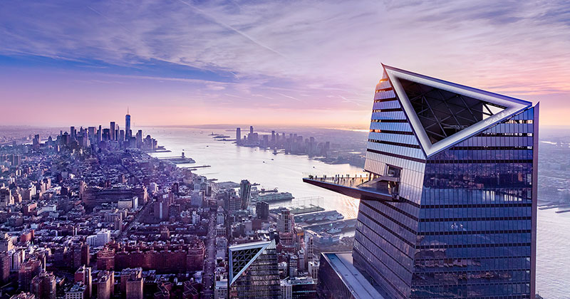 Edge Observation Deck New York - boka biljetter